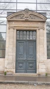 Rouen, ancien collège Jeanne d'Arc