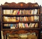La bibliothèque, par Marie-Florence Ehret