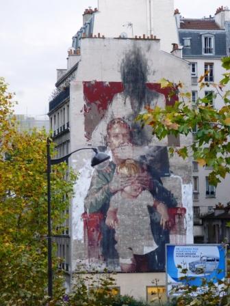 Fictions de rue - Borondo